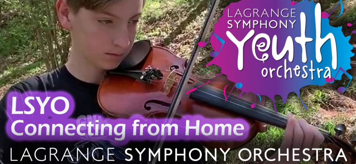 LSYO Connecting from Home #1