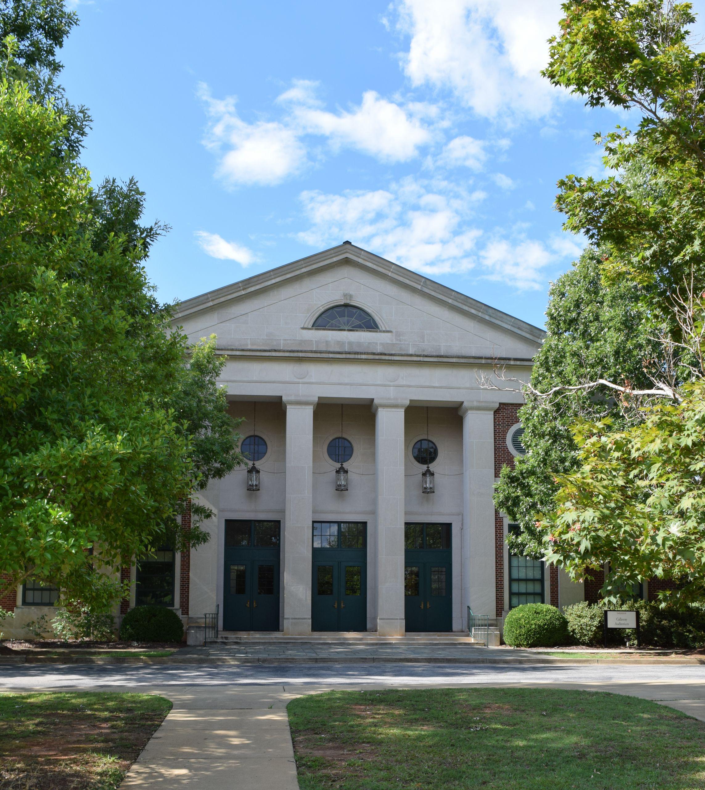 Callaway Auditorium
