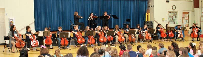 Musicians in Schools