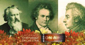 Brahms, Beethoven, Mozart
